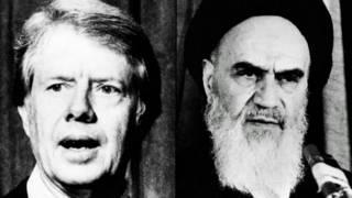 Картер и Хомейни