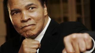 Легендарный боксер Мохаммед Али