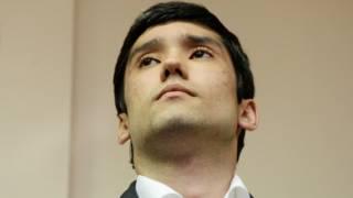 Руслан Шамсуаров в суде