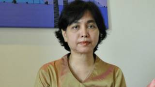 Eye Specialist Dr Khin Ohmma Khine