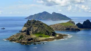钓鱼岛航拍照片(资料图片)
