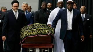 Похороны Али