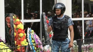 Полиция в Актобе