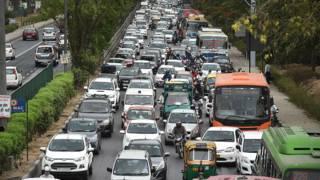 дорога в Дели
