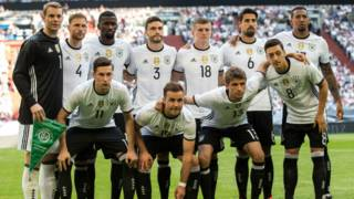 Сборная Германии потеряла несколько основных исполнителей перед Евро-2016