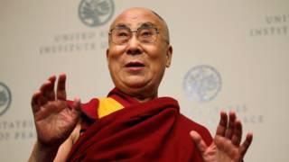 达赖喇嘛在华盛顿接受采访(13/6/2016)