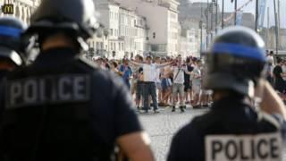 Полиция Марселя