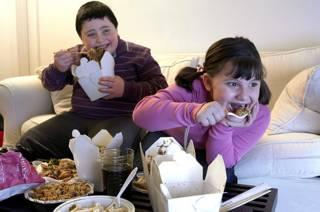 Дети и избыточным весом