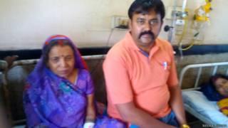 रमापति के साथ जावेद अख़्तर.