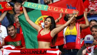 पुर्तगाल के फ़ैंस