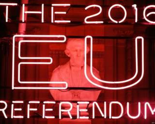 英国欧盟公投