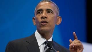 奧巴馬在英國脫歐之後強調英美特殊關係