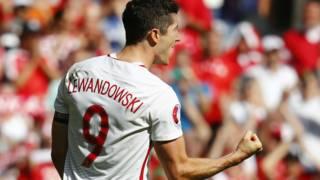 Левандовскі забив перший пенальті