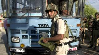 कश्मीर में हमला