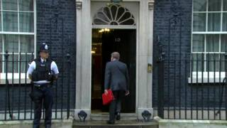 مبنى الحكومة البريطانية
