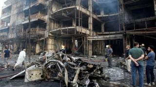 Ірак вибух