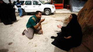 Warga Irak
