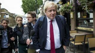 """Борис Джонсон: страх """"брекзиту"""" дуже перебіл"""