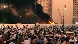 Это был третий взрыв в Саудовской Аравии за день