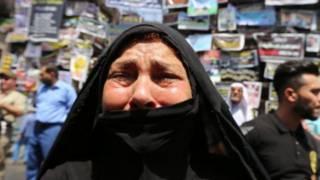 الهجوم على حي الكرادة يعد من أكثر الهجمات دموية منذ الحرب الأمريكية على العراق