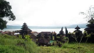 Труньян, вид на храм
