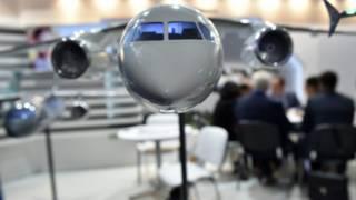 """Госпредприятие """"Антонов"""" заключило соглашение на поставку оборудования для украинских самолетов с канадской компанией Esterline CMC Electronics"""