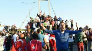туреччина після спроби військового перевороту
