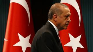 إردوغان: سأبحث تعزيز السلطات التنفيذية في ظل حالة الطوارئ  لأسباب تتعلق بأمن تركيا
