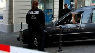 जर्मन पुलिस