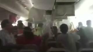 Самолет в Дубае