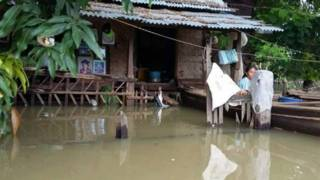flood myanmar