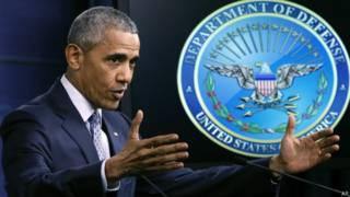"""Prezident Obama: """"Terrorçuların kiçik qruplarını müəyyən edib onları zərərsizləşdirmək hələ də çətindir."""""""