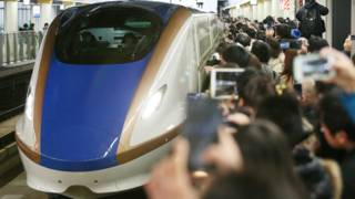 泰國採用新幹線技術 中日高鐵大戰日本「扳回一局」