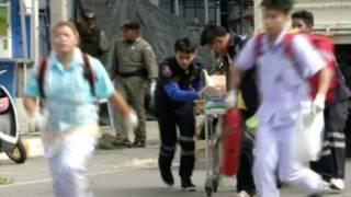 thailanda blast