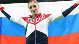 Aliya Mustafina qatıldığı iki Olimpiya Oyunlarında 7 medal qazanıb