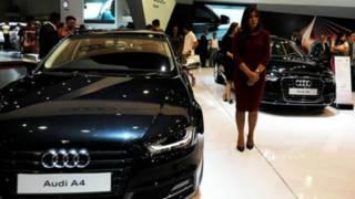 """Audi навчить свої авто """"розмовляти зі світлофорами"""""""