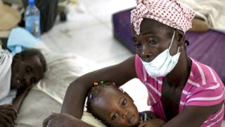 haiti kolera