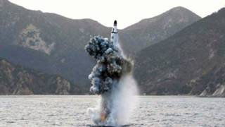 Rudal balistik Korea Utara