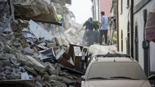 Gempa Itali