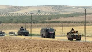 Турецько-сирійський кордон