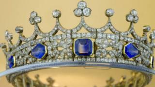 महारानी विक्टोरिया का ताज