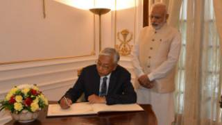 president_u_htin_kyaw_india_trip_
