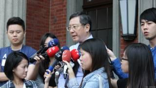 台灣大學主任秘書林達德表示,校方經由獎懲委員會決議,將連續虐貓的澳門僑生陳皓揚正式予以退學。