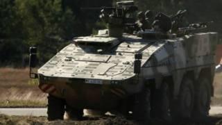 Бойова машина піхоти Boxer