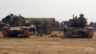 तुर्की के टैंक