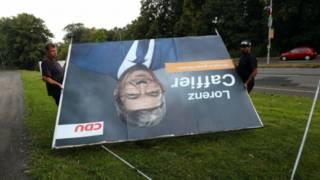 выборы в германии