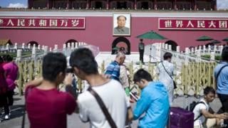 毛澤東在許多人心中有著崇高的地位