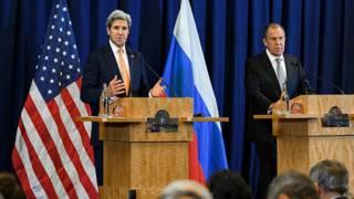 الولايات المتحدة وروسيا تعلنان التوصل إلى هدنة في سوريا