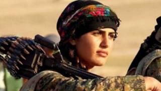 """""""أنجلينا جولي"""" الكردية: الإعلام الغربي بخسها حقها"""