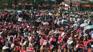 Myitkyina Kachin Protest